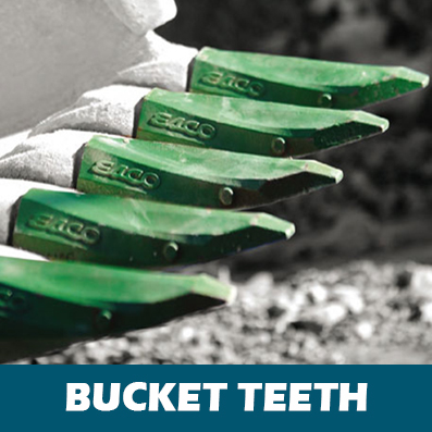 Bucket Teeth